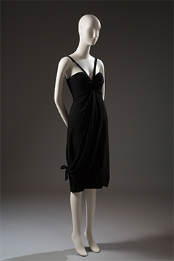 Cocktail dress by Yves Saint Laurent for Christian Dior (1959)
